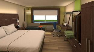 Holiday Inn Express And Suites Warrensburg North