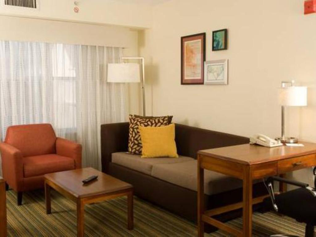 Hotellet indefra Residence Inn Orlando Convention Center