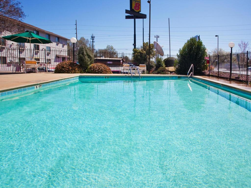 Piscina La Quinta Inn & Suites Columbus State University