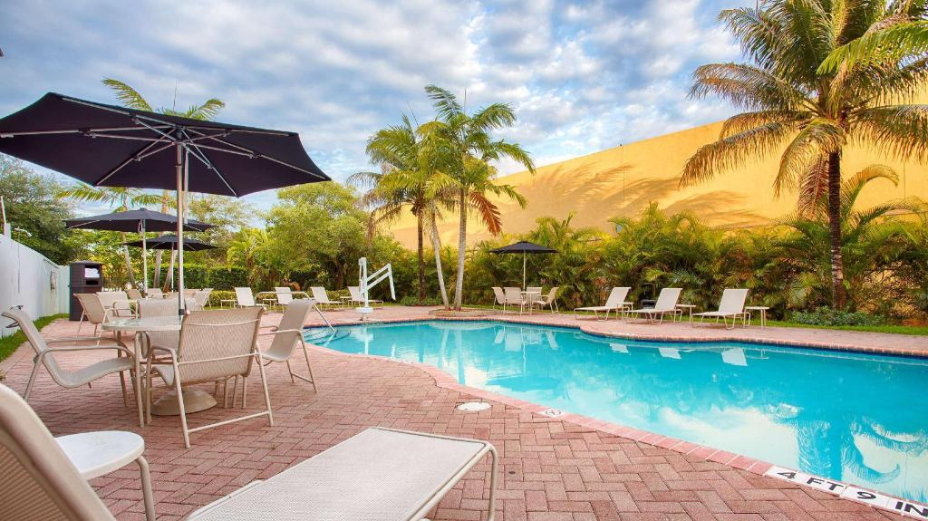 Best Western Plus Miami-Doral Dolphin Mall