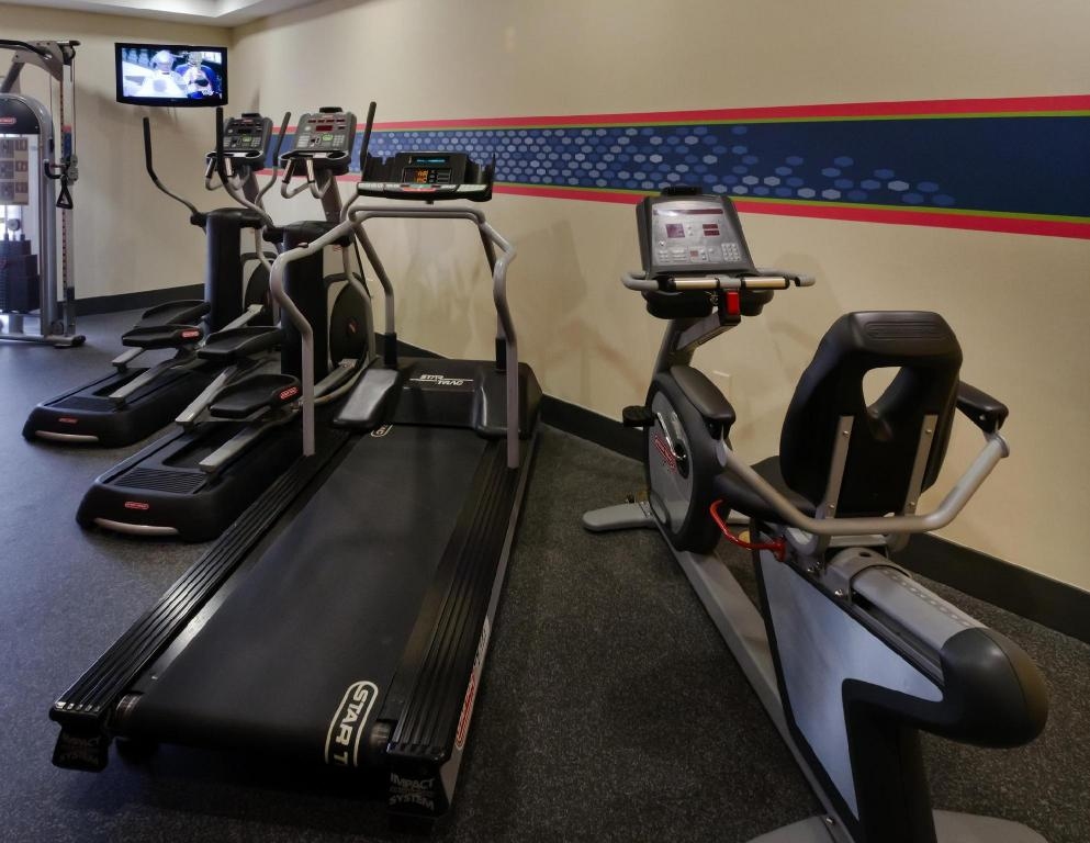 Fitnesa centrs Hampton Inn and Suites Miami-Doral/Dolphin Mall