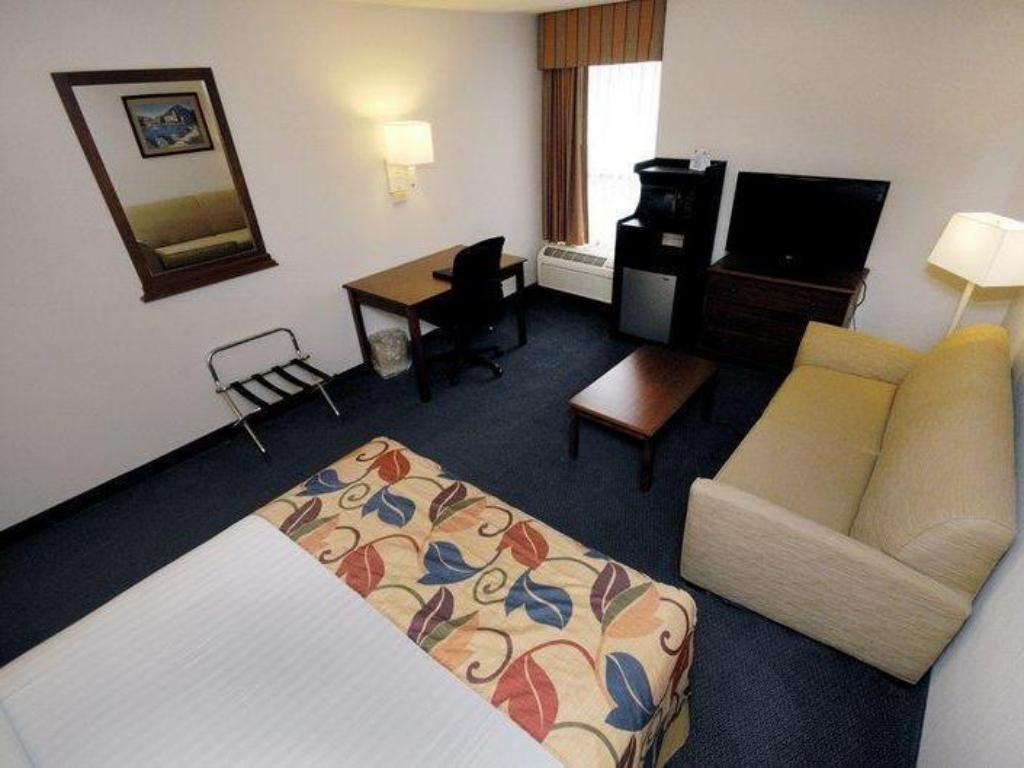 King Room Best Western Executive Hotel Of New Haven-West Haven