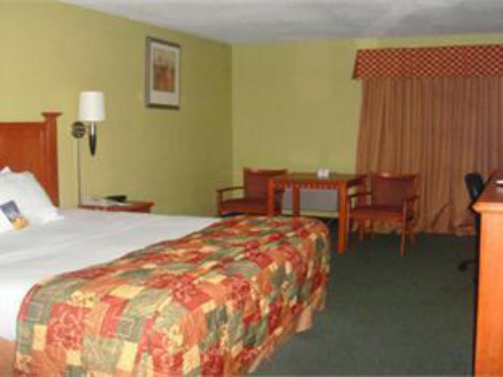 Quarto King - Cama Best Western Jacksonville Inn