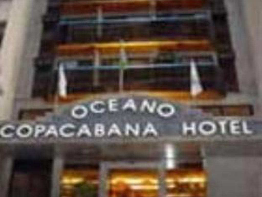 More about Oceano Copacabana Hotel