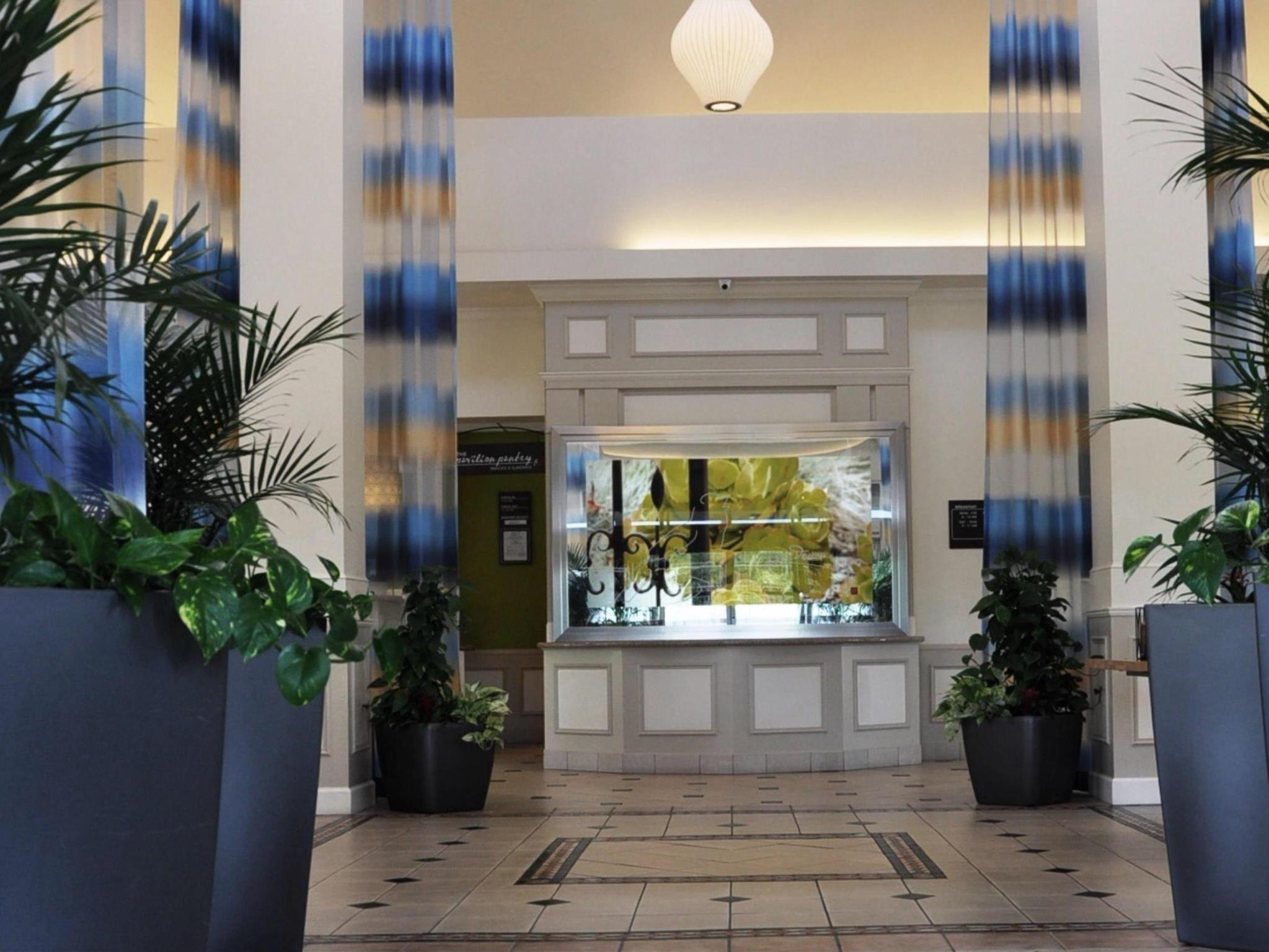 Lobby Hilton Garden Inn Gettysburg. Lobby