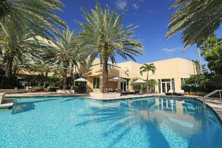 Swimming pool [outdoor] InterContinental at Doral Miami