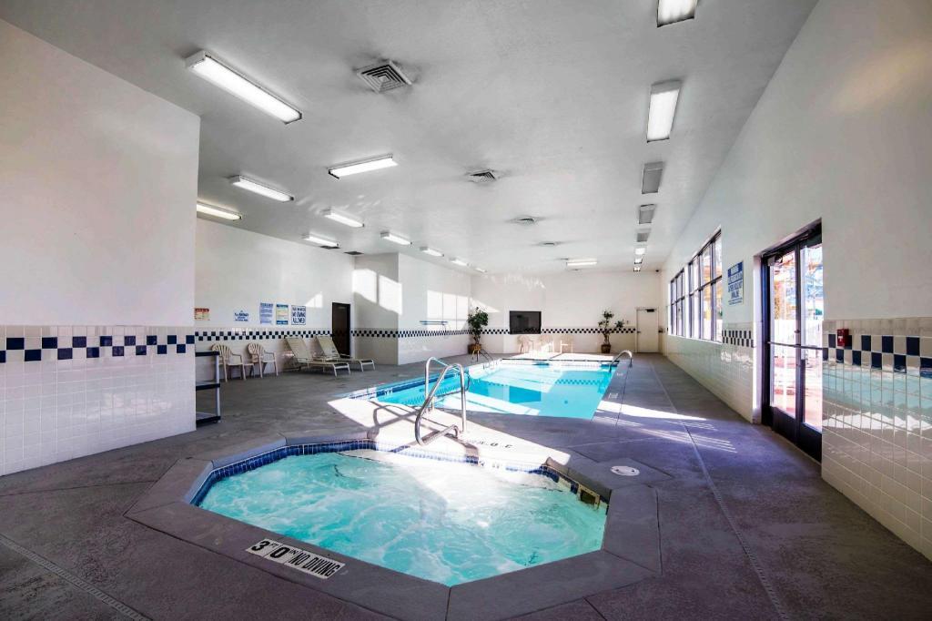 Quality Inn In Salt Lake City Ut Room Deals Photos Reviews