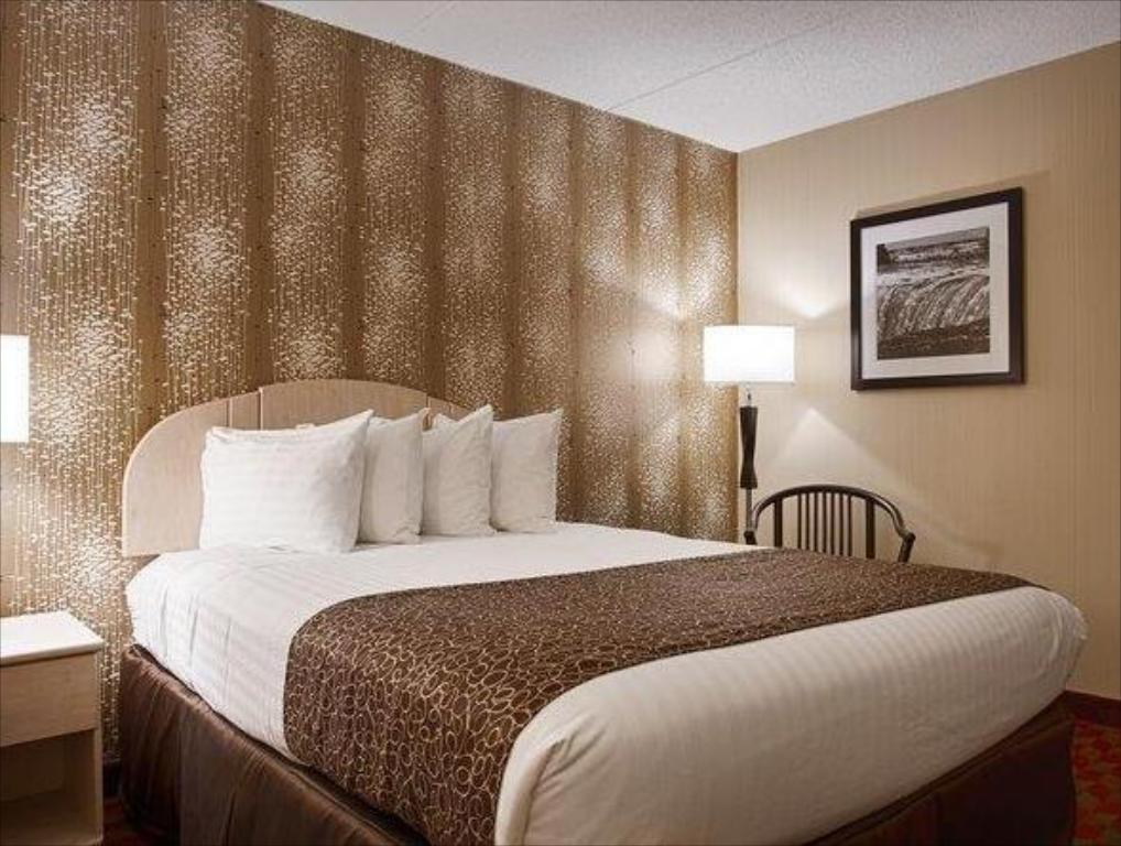 Cameră queen Best Western The Inn at Buffalo Airport