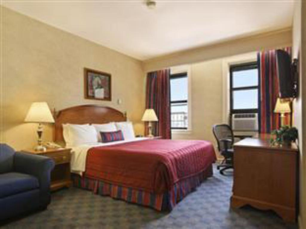 King Standard - Suíte Ramada by Wyndham Jersey City