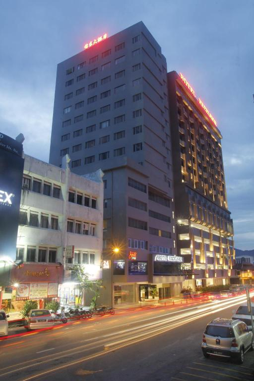 Exterior view Hotel Excelsior