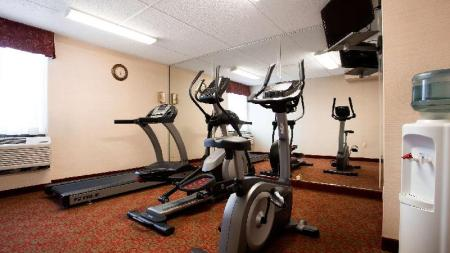 Fitnesa centrs Best Western The Inn at Buffalo Airport