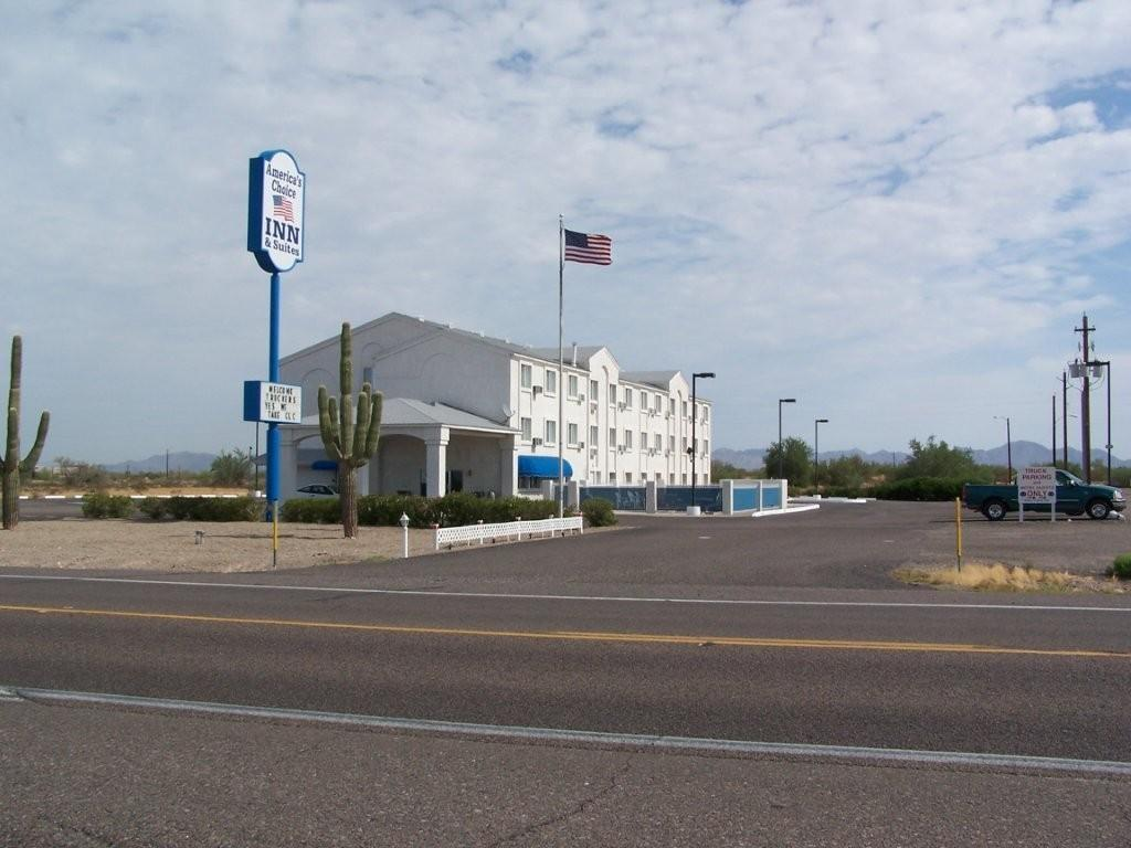 Americas Choice Inn and Suites Gila Bend