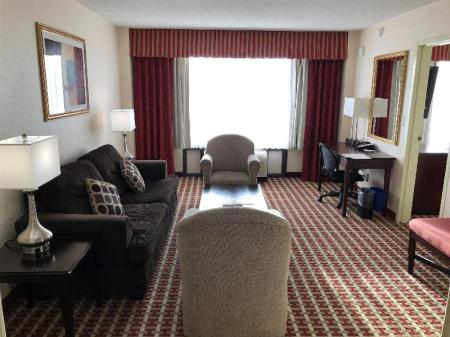 Interior view Best Western Plus Grosvenor Airport Hotel