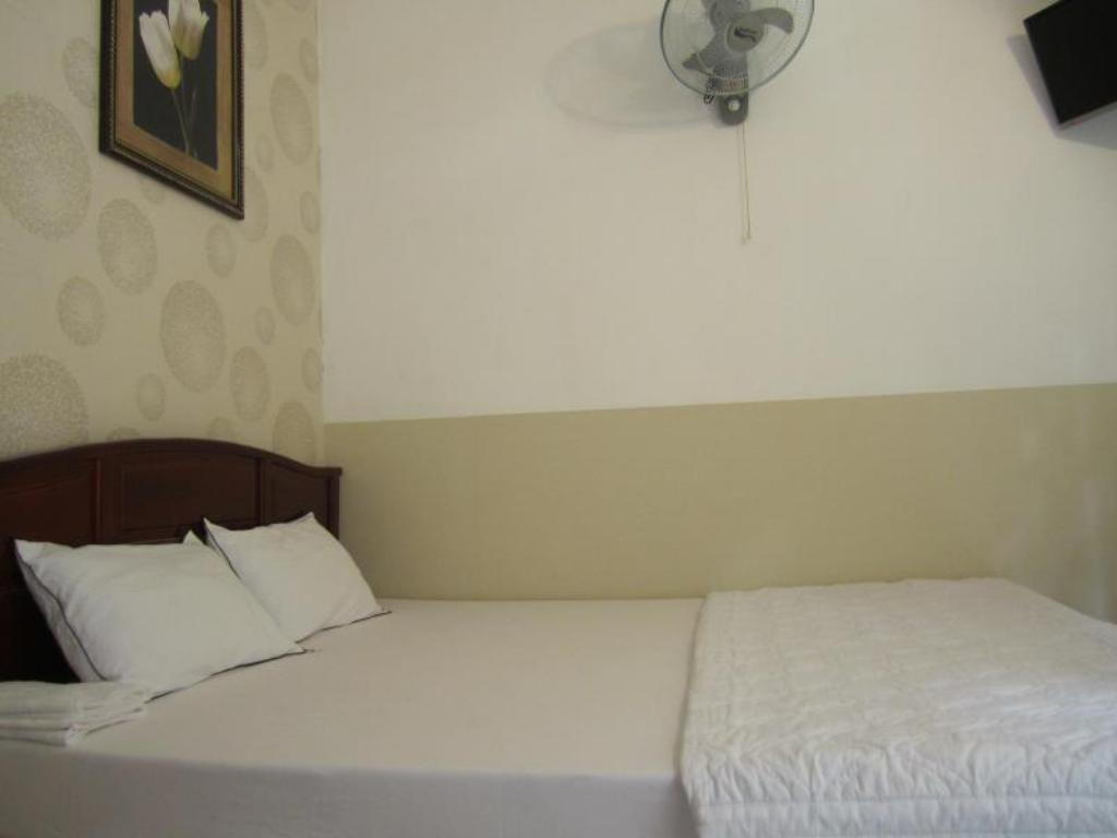 Double Bed Room - Bed Phu Quoc Bien Guest House