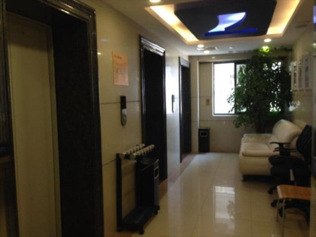Hotellet indefra 7 Days Inn Xiamen Railway Station Branch