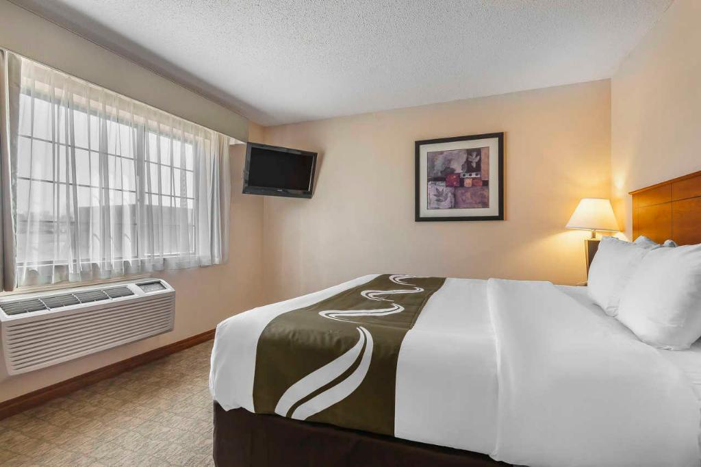 Standard - Quarto de hóspedes Best Western Owasso Inn and Suites (Quality Inn and Suites Owasso)