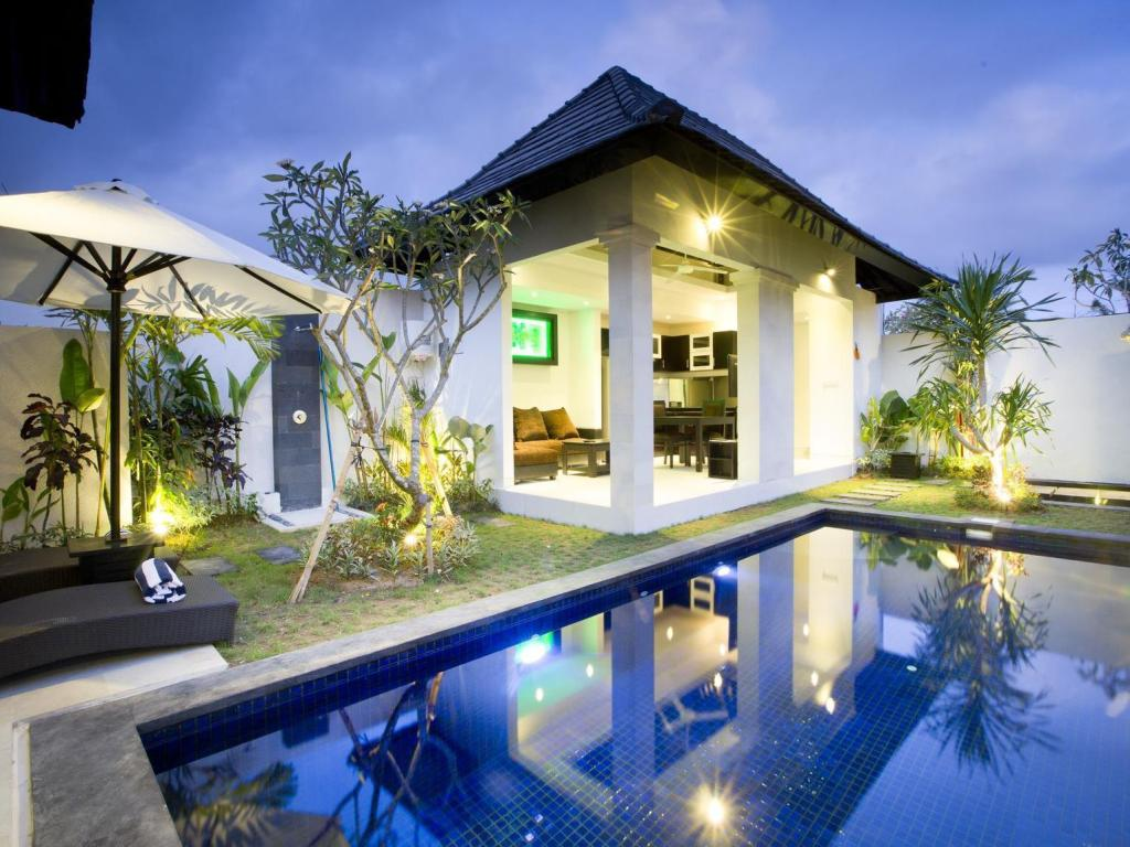 1 Bedroom Deluxe Pool Villa Blue Marlin Villas Legian