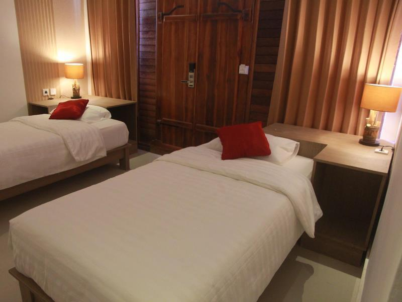 Kamar Superior dengan AC (Superior Air Conditioning Rooms)