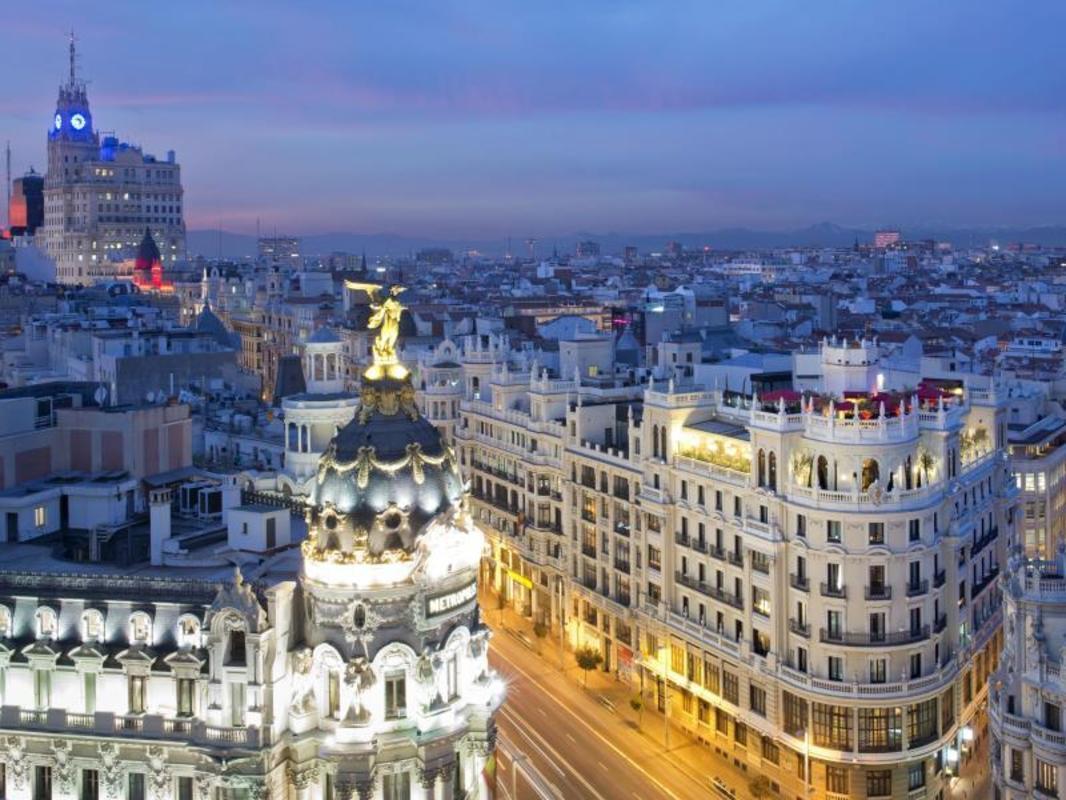 The Principal Madrid Hotel Booking Agoda Com Best Price