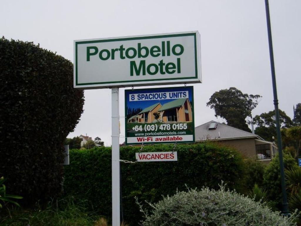 Exterior view Portobello Motel
