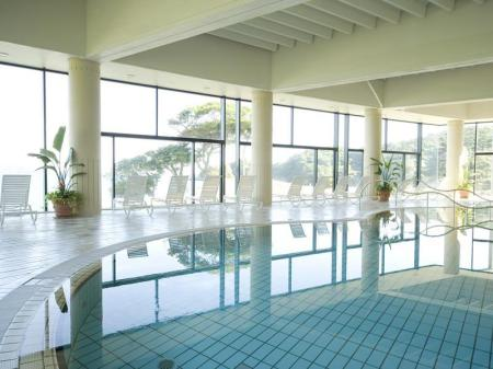 Swimming pool Thalassa Shima Hotel & Resort