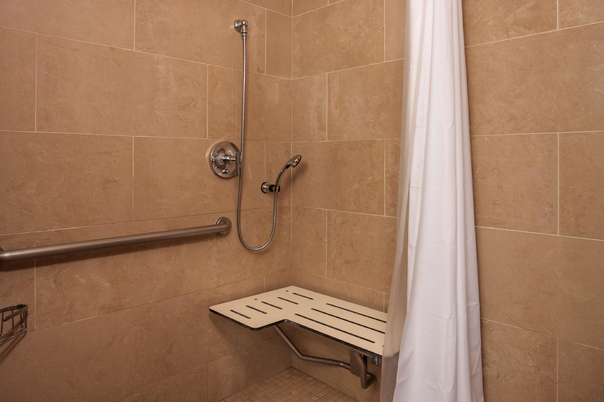 1 King City View Junior Suite Mobility Accessible Roll In Shower