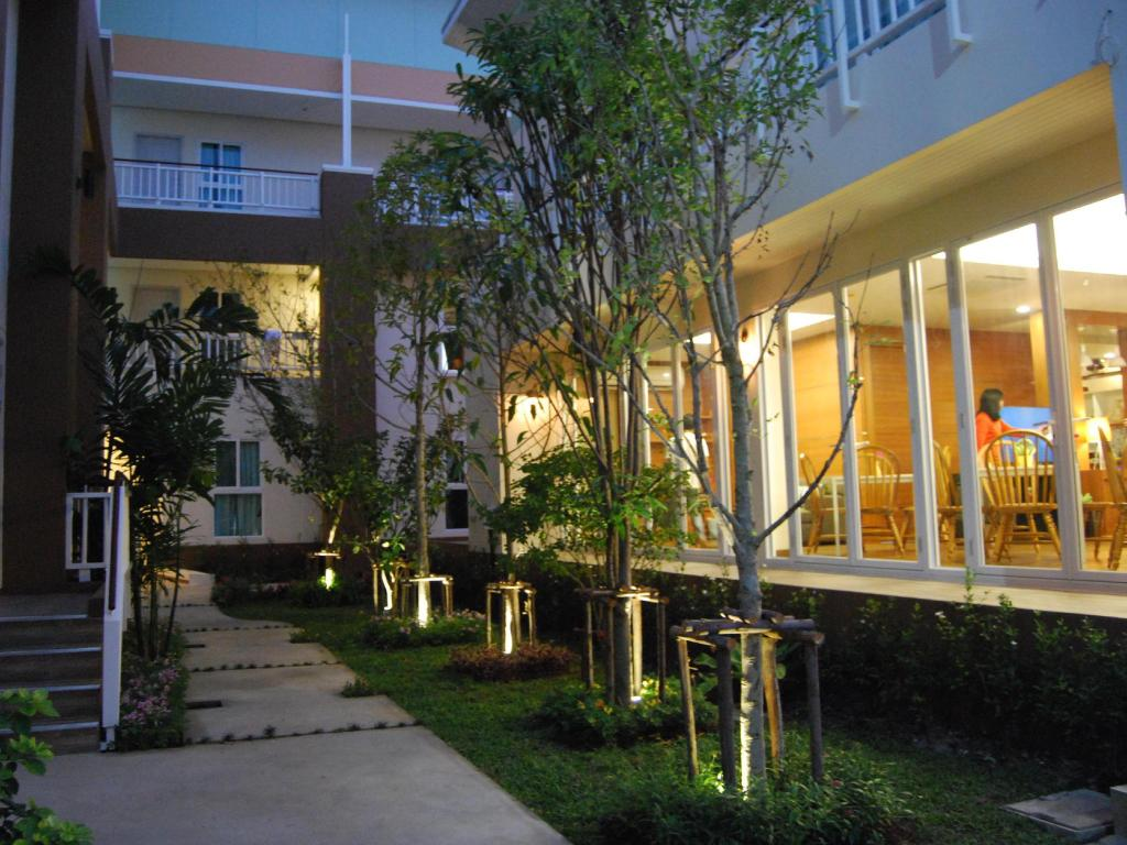Εσωτερική όψη U-Tiny Boutique Home  Suvarnabhumi  Bangkok