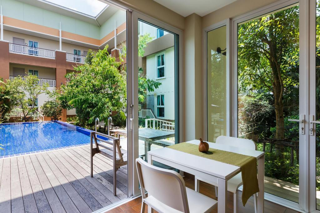 Αίθουσα υποδοχής U-Tiny Boutique Home  Suvarnabhumi  Bangkok