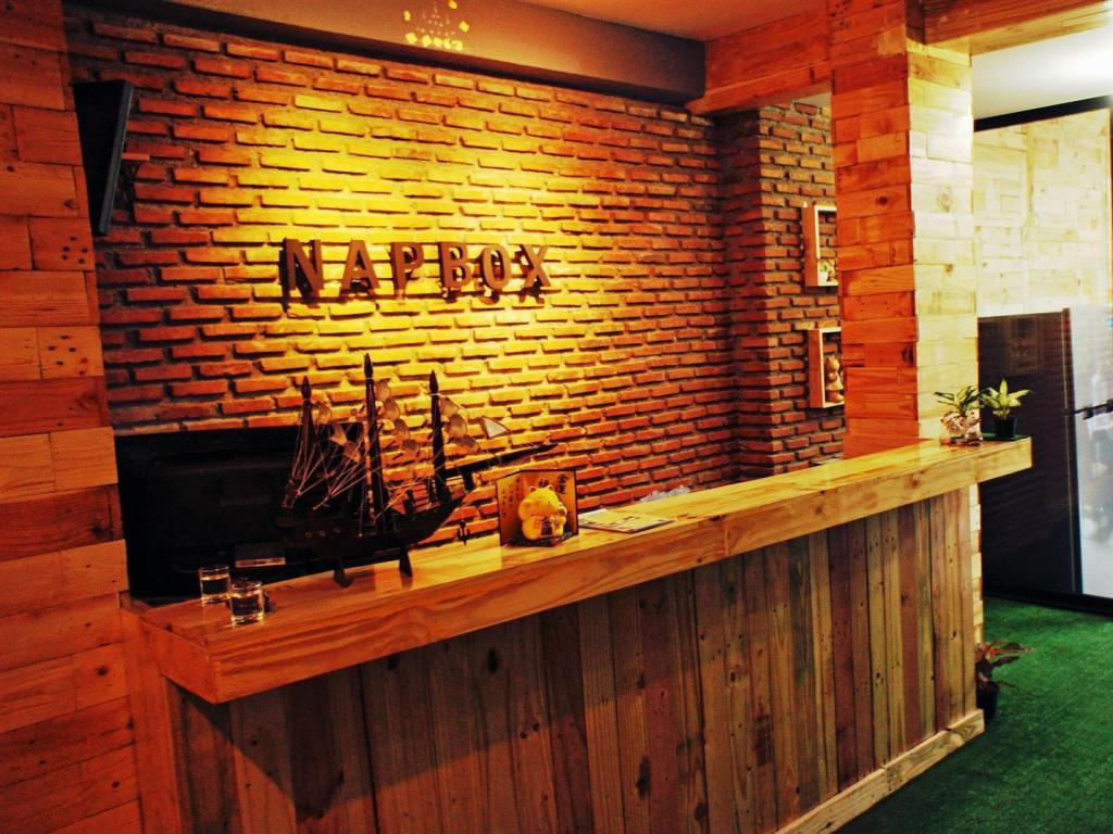 More about Napbox Hostel