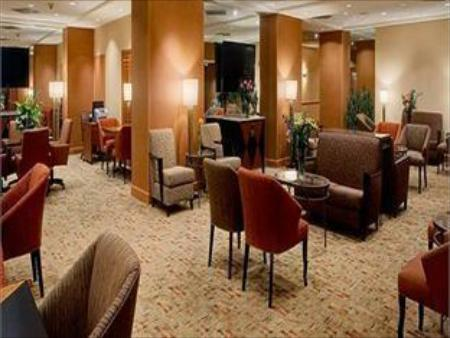 Lobby Holiday Inn Houston Intercontinental Airport