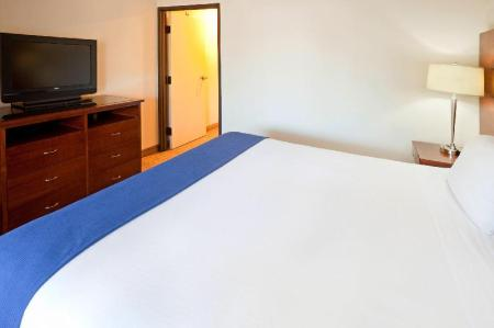 1 King Bed Suite Non-Smoking Holiday Inn Express Hotel & Suites Dallas Park Central Northeast