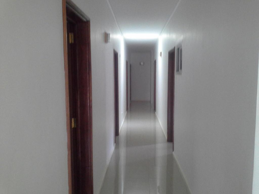 Hotellet indefra Gateway Pension Inn