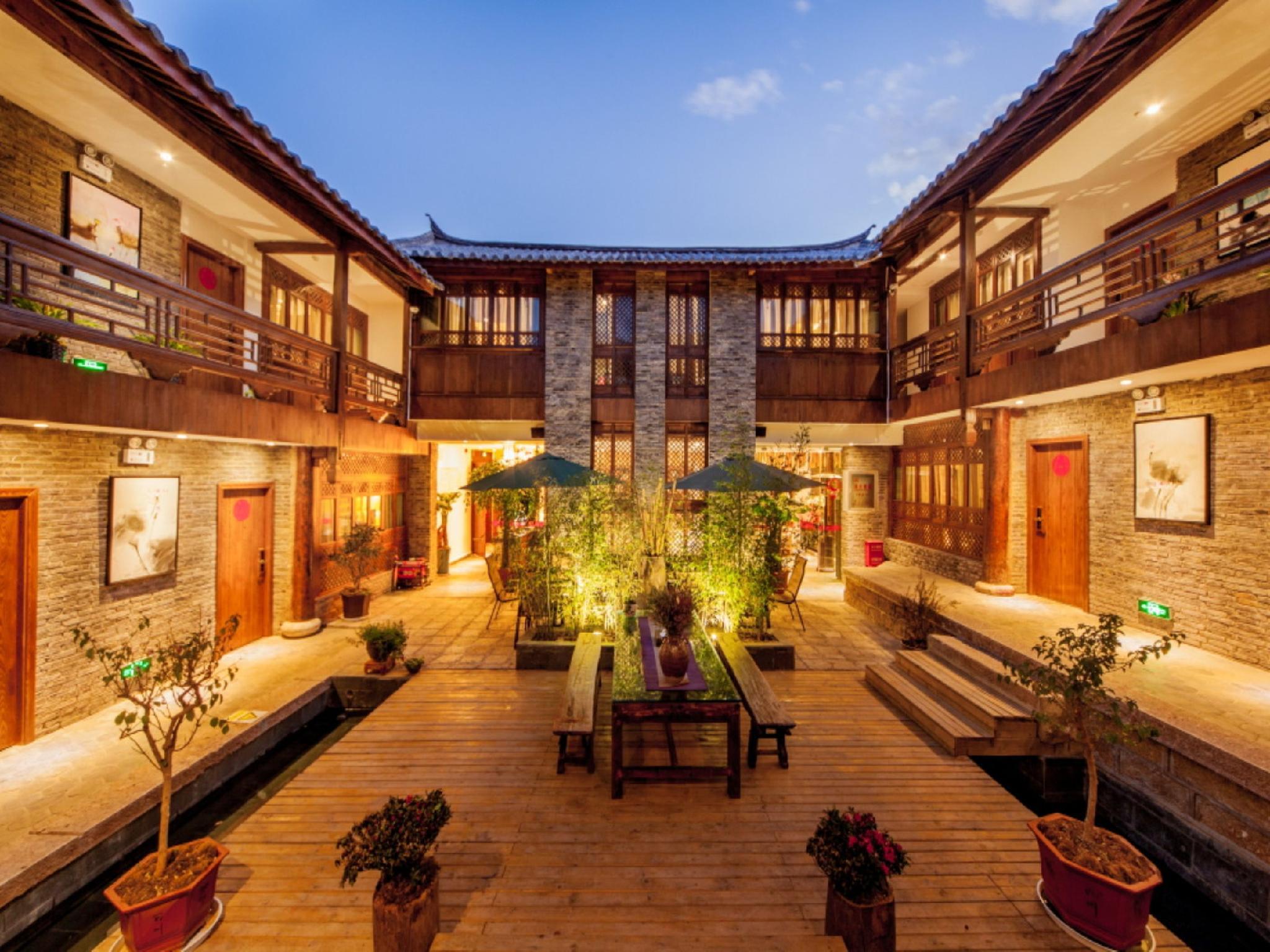 lijiang liman wenzhi hotel china from 47 save on agoda rh agoda com