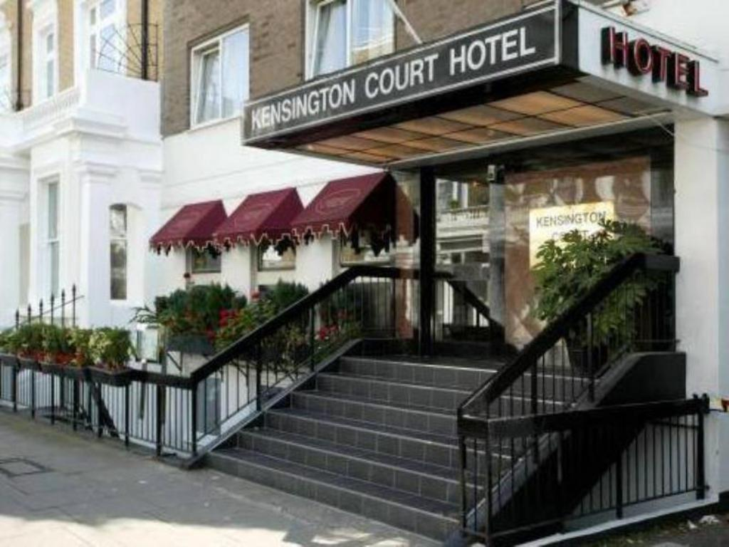 Kensington Court Earls Court Hotel (Kensington Court Hotel London)