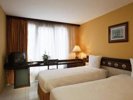 Standard Twin Room - Free Wifi Mercure Comercial Santo Domingo