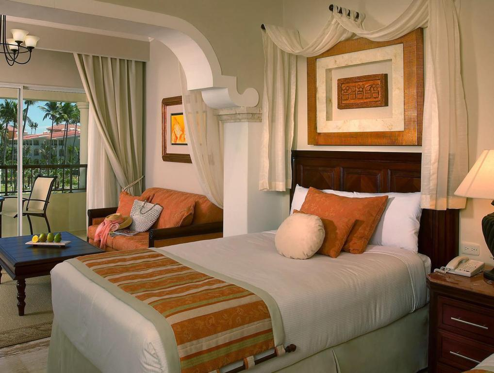 Paradisus Junior Suite - Gastenkamer Paradisus Palma Real Golf & Spa Resort All Inclusive