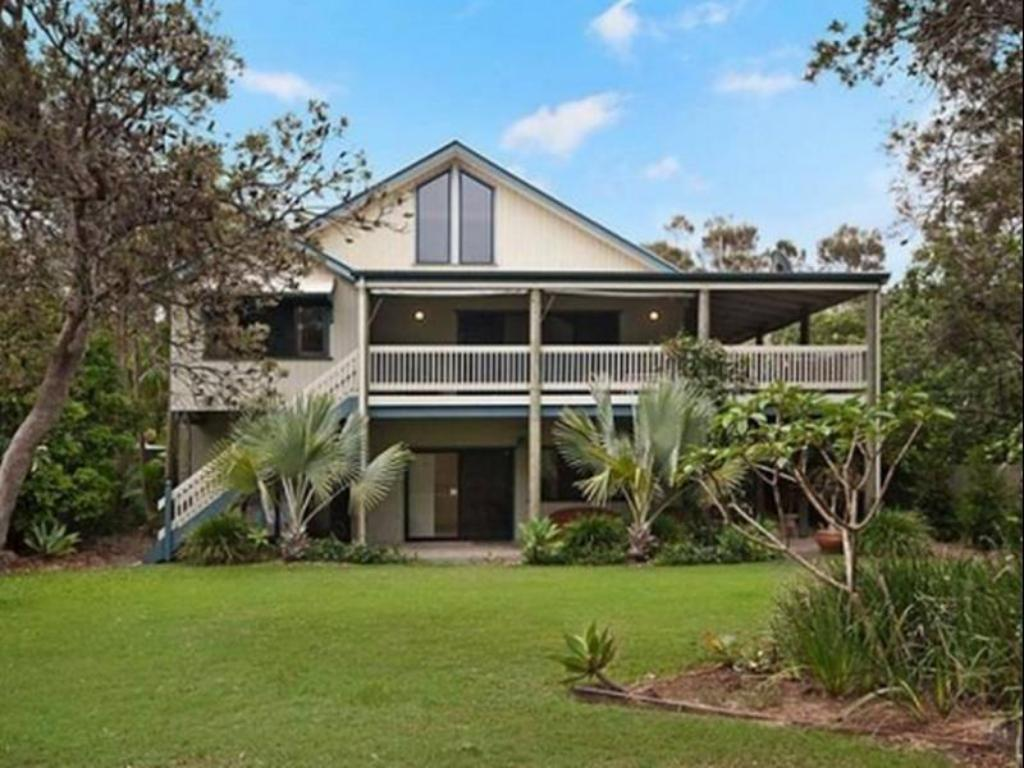 Tuckeroo Beach House