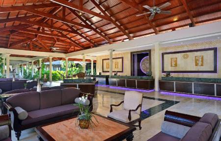 Lobby Paradisus Punta Cana Resort All Inclusive