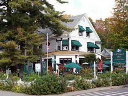 Экстерьер Woodstock Inn, Station and Brewery