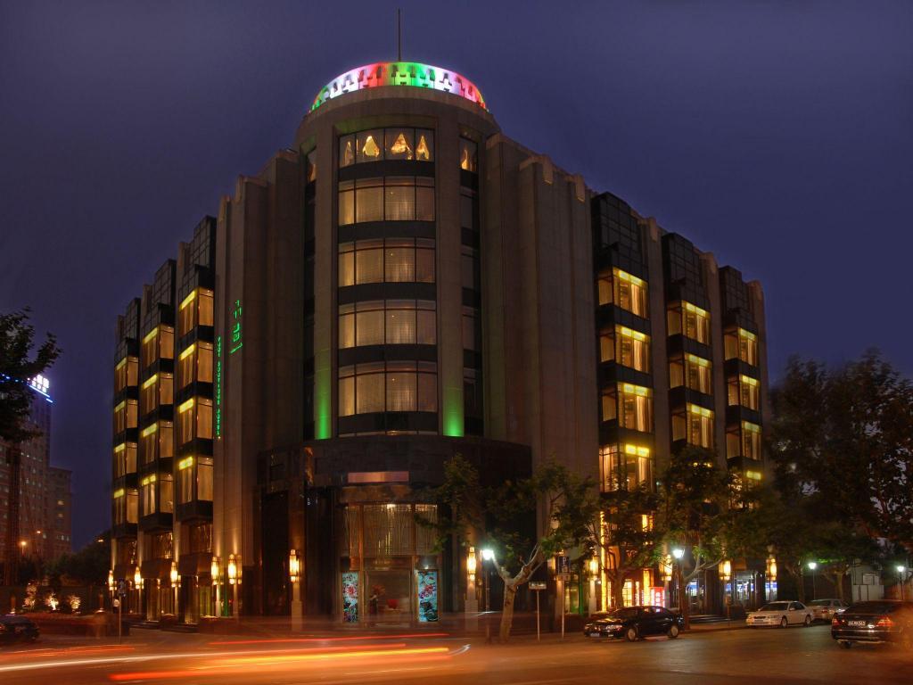 Pudi Boutique Hotel Ing Park Shanghai Xintiandi