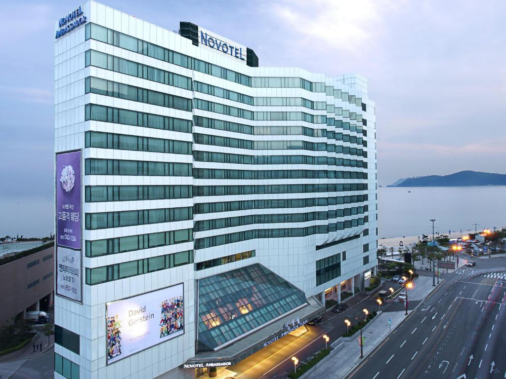 Novotel Ambassador Busan Hotel in South Korea - Room Deals