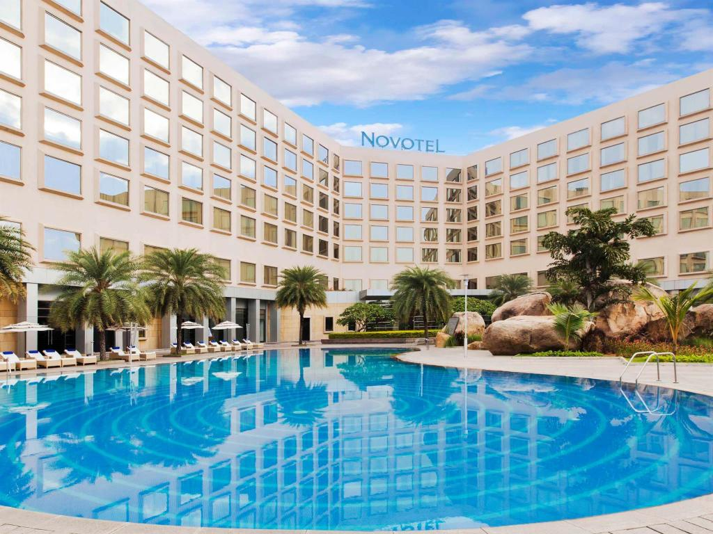 More About Novotel Hyderabad Convention Centre An Accorhotels Brand