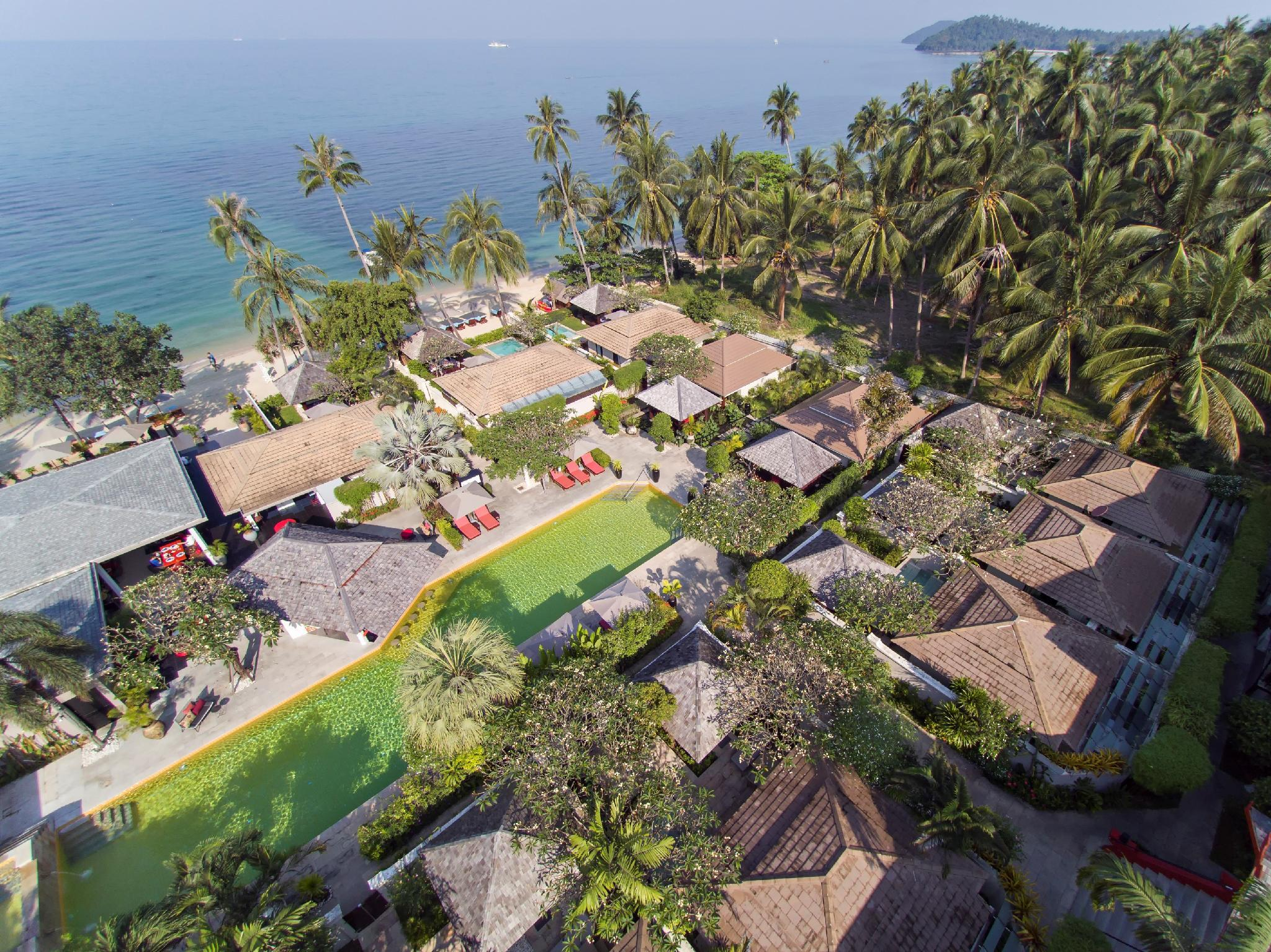 Beachfront Pool Villa with Breakfast (Basic Deal)
