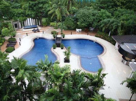 Swimming pool [outdoor] SC Park Hotel