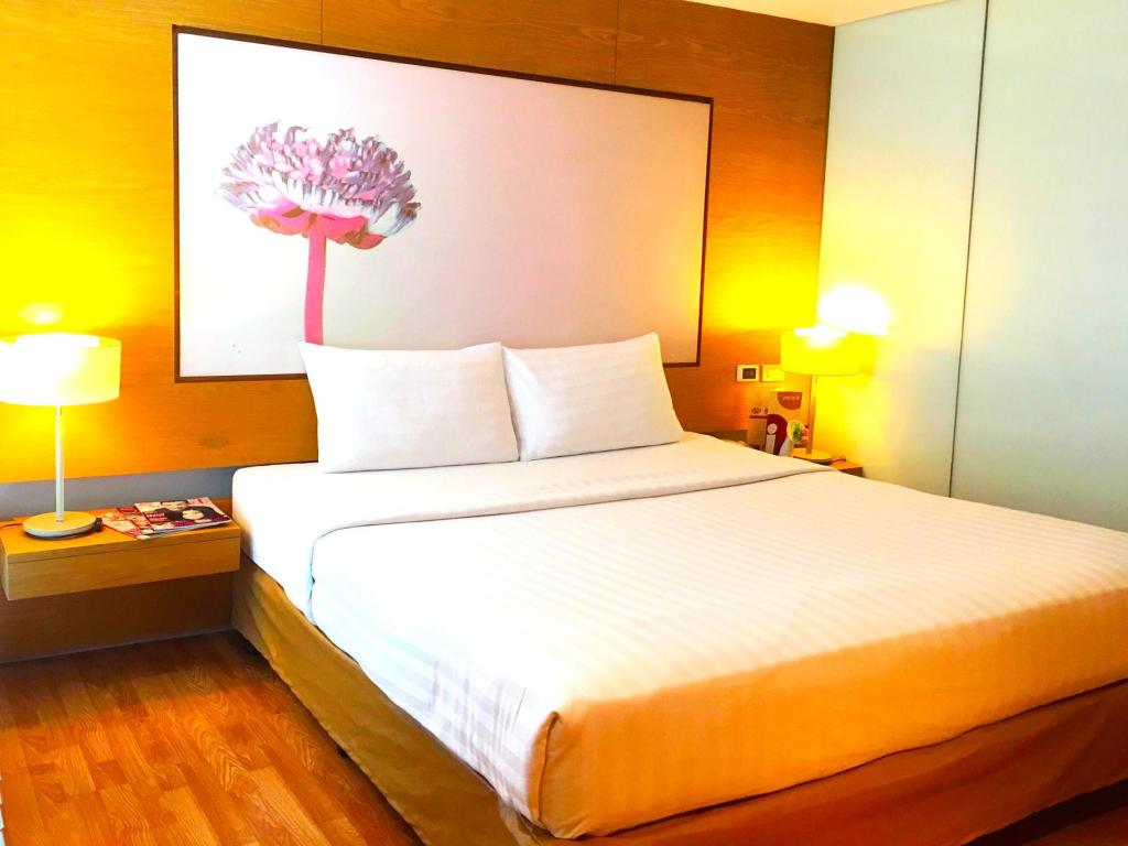 Делукс - Легло I Residence Hotel Silom
