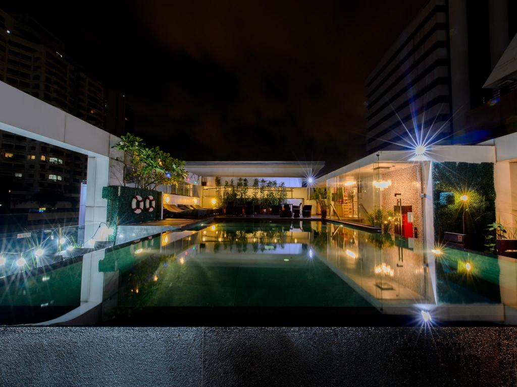 Swimming pool [outdoor] I Residence Hotel Silom