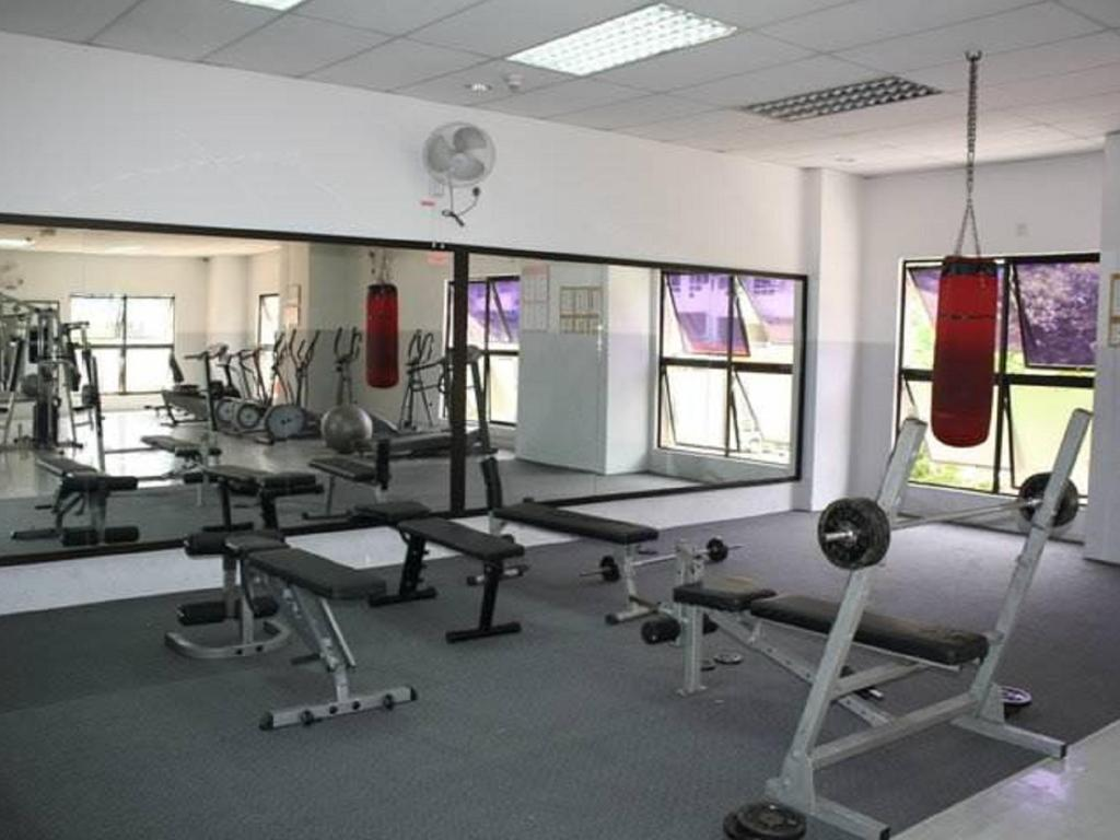 Fitnesscenter KK Waterfront Suites at Marina Court