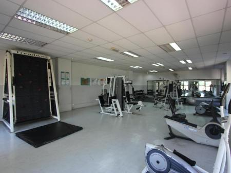 Fitness center KK City Holiday Suites at Marina Court Resort Condominium