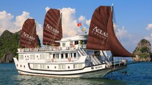 Aclass Legend Cruise Halong Bay