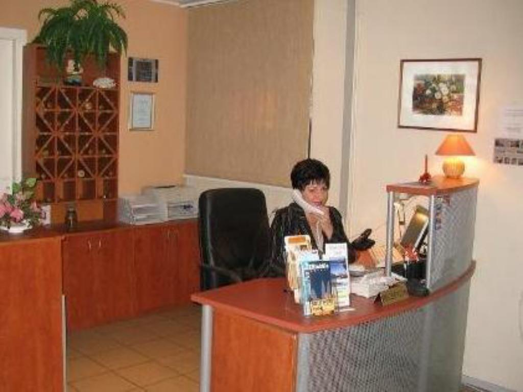 Reception Lilleküla Hotel